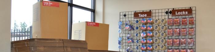 Tacoma, WA Moving Boxes and supplies at Midland Self Storage