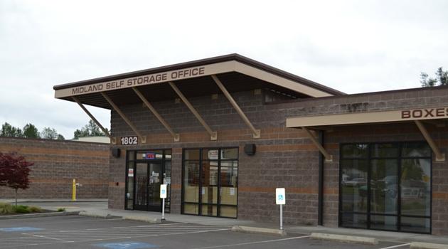 Storage Units Tacoma Midland Self Storage